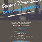 cursos financiados desempregados Grow Talent