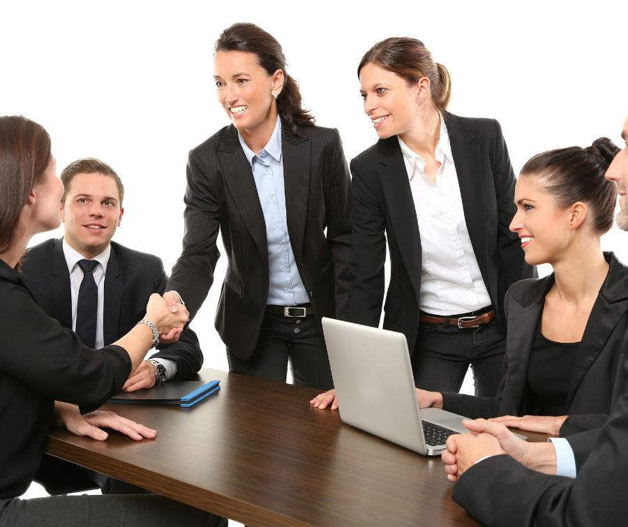reuniões formações Grow Talent